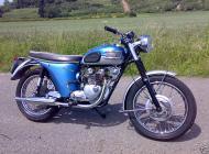 1962 Triumph T100SS
