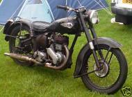 1951 Ariel VB 600 Sidevalve
