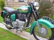 1958 Royal Enfield Meteor Minor 500 Twin