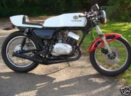 1977 Yamaha RD250