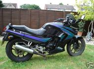 1988 Kawasaki GPX250