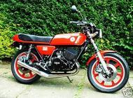 1980 Yamaha RD400E