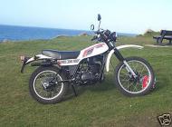 1978 Yamaha DT250MX