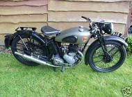 1939 BSA C10