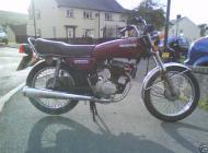 1983 Honda CG125