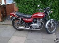 1976 Kawasaki z750
