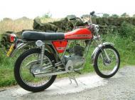 Garelli 50 Touring