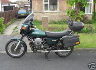 Moto Guzzi SP1000 NT Tourer