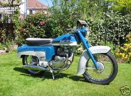 Norton Jubilee Deluxe 250cc