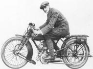 1919 Garelli 350cc