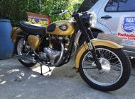 1950 BSA Golden Flash