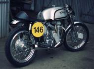 1954 Norton Manx