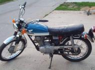 Honda CL100 Scrambler