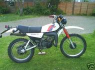 1981 Yamaha DT175MX
