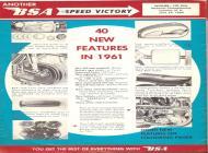 1961 BSA brochure