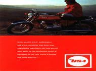 1972 BSA brochure