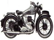 1946 BSA M20