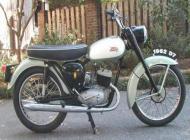 1962 BSA Bantam D7