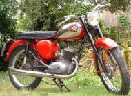 1965 BSA Bantam D7