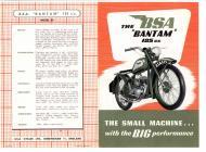 BSA Bantam 125 D1