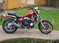 Yamaha Maxim X 700cc