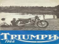 1966 Triumph sales brochure