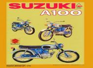 Suzuki A100 sales brochure