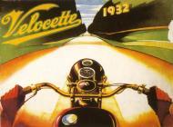 1932 Velocette poster