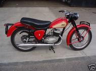 BSA Bantam Major