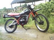 Yamaha DT50