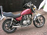 Kawasaki Z550 LTD
