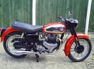 BSA A10 Golden Flash