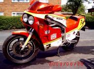 Suzuki GSXR750F Barry Sheene Replica