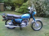 Honda CD200 TB