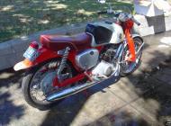 Honda CB92 Benley Super Sport