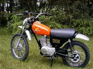 Honda XR75