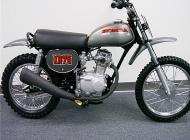1973 Honda XR75 K0
