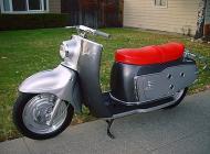 Maico Maicoletta 277 Scooter