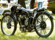 Velocette KTT Mk I 350 cc OHC Racer