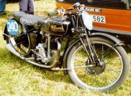 Velocette KSS 350 cc Racer