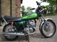 Kawasaki KH500