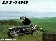 Yamaha DT400 Sales Brochure