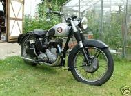 1956 BSA M21