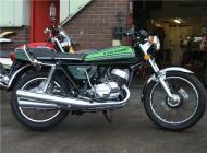 Kawasaki H1 500E
