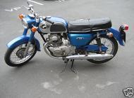 1973 Honda CD175