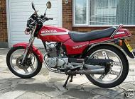 Honda CB125 T Superdream
