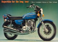1972 Kawasaki H2 Advert