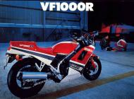 Honda VF1000R Advert