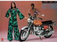 1974 Suzuki GT750 Advert
