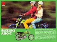 1970 Suzuki A50-II Advert